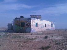 Um Al Khair with solar panels 1