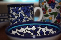 Ceramics from the Hebron Glass & Ceramics Factory
